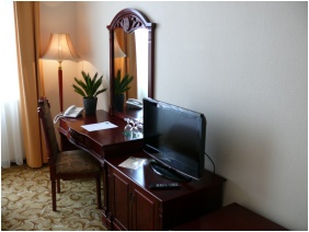 Franciaágyas szoba - Hotel Bellevue