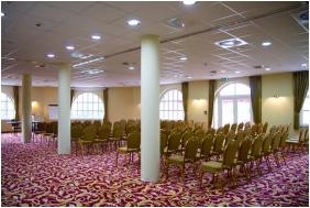 Conference room, Hotel Bellevue, Esztergom