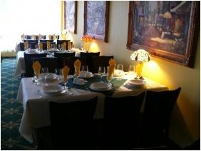 Restaurant, Hotel Bellevue, Esztergom