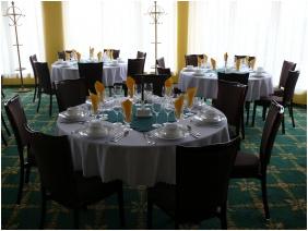 Hotel Bellevue, Restaurant
