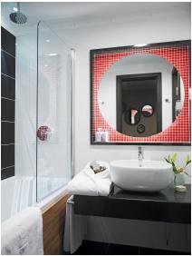 Bathroom, Hotel Belvedere Budapest, Budapest
