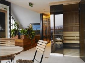 Finnish sauna - Hotel Belvedere Budapest