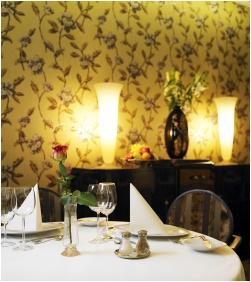 Restaurant, Hotel Belvedere Budapest, Budapest