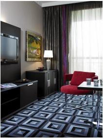 Room interior - Hotel Belvedere Budapest