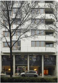 Hotel Belvedere Budapest, Budapest, Entrance