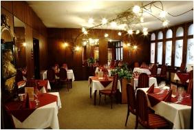 Restaurant, Hotel Benczúr, Budapest