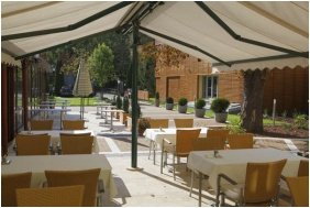 Terrace, Hotel Beteknts Wellness & Conference, Veszprem