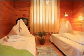 Hotel Bungallo, Hajduszoboszlo, Room for four people