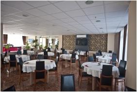 Hotel Canada, Budapest, Restaurant