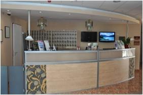 Rezeption - Hotel Canada