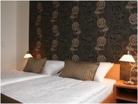 Schlafzimmer, Hotel Canada, Budapest