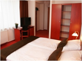 Hotel Canada, Budapest, Classic room