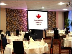 Hotel Canada, Dining room