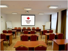Conference room, Hotel Canada, Budapest
