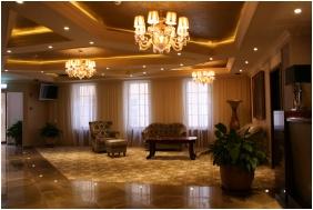 Hotel Capitulum, Gyor, Lobby
