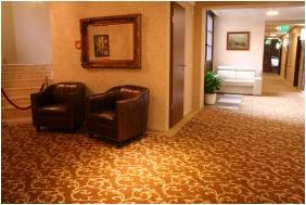 Hotel Capitulum, Corridor - Gyor