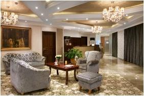 Lobby - Hotel Capitulum
