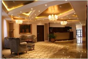 Lobby, Hotel Capitulum, Gyor