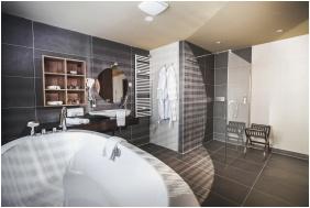 Caramell Premium Resort, Épület