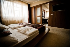 Caramell Premium Resort, Bük, Bükfürdô, Lakosztály