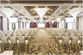 Conference room, Caramell Premium Resort, Buk, Bukfurdo