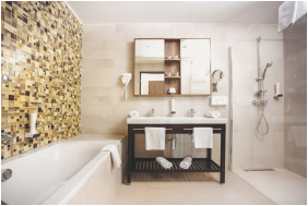 Caramell Premium Resort, Fürdőszoba