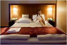 Deluxe room, Hotel Caramell, Buk, Bukfurdo