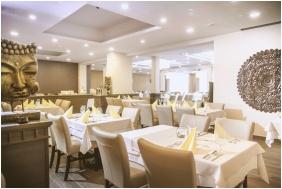 Restaurant, Caramell Premium Resort, Buk, Bukfurdo