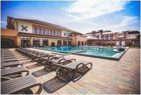 Caramell Premium Resort, Outside pool - Buk, Bukfurdo