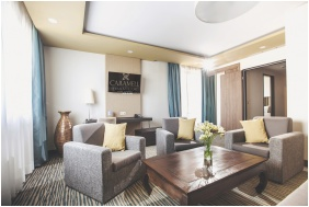 Caramell Premium Resort, Bük, Bükfürdô, Deluxe szoba