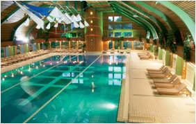 Naturmed Hotel Carbona, Swimming pool - Heviz