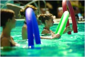 Naturmed Hotel Carbona, Heviz, Aqua fitness