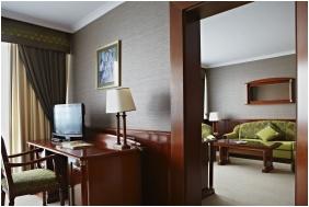 Naturmed Hotel Carbona, Heviz, Suite