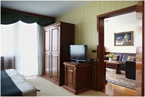 Suite - Naturmed Hotel Carbona