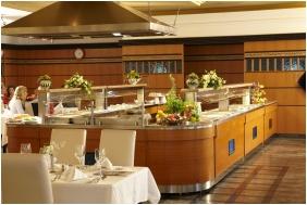 Naturmed Hotel Carbona, Restaurant - Heviz