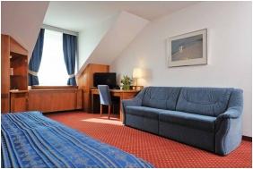 Hotel Carlton, Budapest, Room ınterıor
