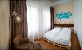 Hotel Carpe Diem, Siófok, Hálószoba