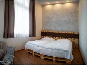 Hálószoba, Hotel Carpe Diem, Siófok
