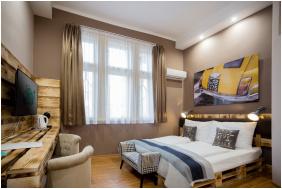 , Hotel Carpe Diem, Siófok
