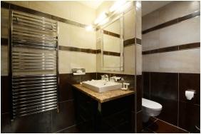 Hotel Castello, Shower - Siklos
