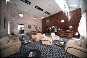 Hotel Castello, Siklos, Reception