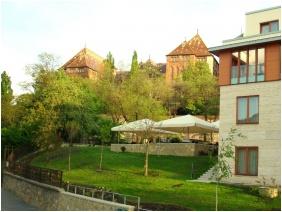 Exterıor vıew - Hotel Castle Ğarden