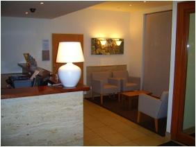 Recepci� k�rny�ke - Hotel Castle Garden