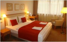 Hotel Castle Garden, Budapest, Franciaágyas szoba