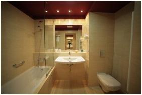 Bathroom - Hotel Castle Ğarden