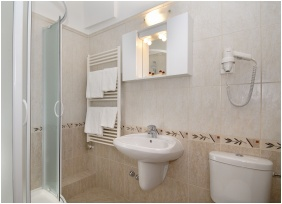 Soba kupatilo - Hotel Charles