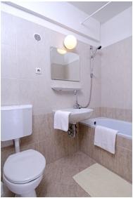Hotel Charles, Soba kupatilo