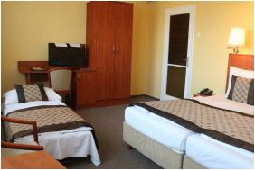 Hotel Charles, Nameštaj sobe - Budimpesta