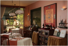 Hotel Charles, Budimpesta, Restoran