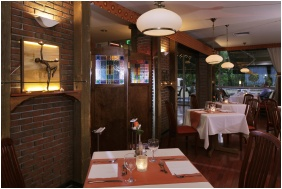 Restauracja, Hotel Charles, Budapeszt